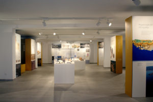 """Exhibition """"Looking at the past. Building the future"""", at MAC-Empúries"""