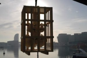 Transport of furniture from the Port of Barcelona to the CRBMC
