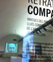 "Exposición ""Retrat Companys"""