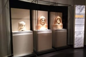 """Exhibition """"Syria Matters"""", at Museum of Islamic Art, Doha."""