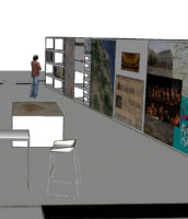 """Feasibility plan for the """"Hostel-Visitor Reception Center"""" of Cal Maco in Igualada"""