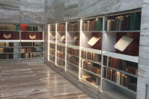 Permanent exhibition at the National Library of Qatar