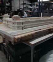 Movement of scale models -MAC